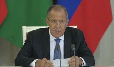 لافروف: روسيا تحتفظ بحق الرد على أي خطوات عدائية من واشنطن