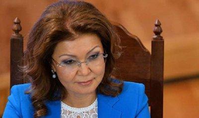 ابنة نزاربايف رئيسة لمجلس شيوخ كازاخستان