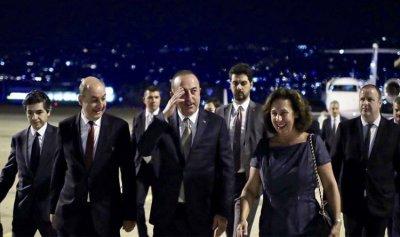 أوغلو في بيروت 