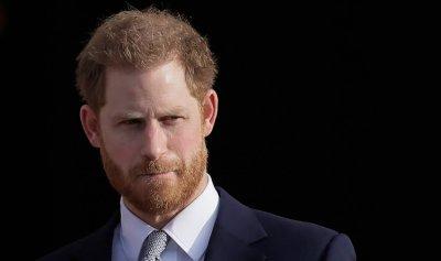 الأمير هاري محبط