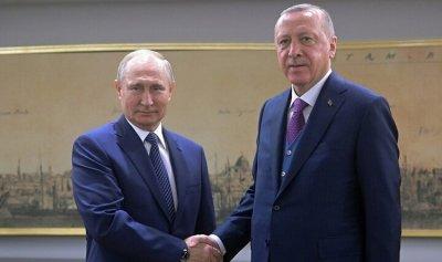 """""""الهدنة الليبية"""" محصلة اجتماع بوتين وأردوغان في برلين"""