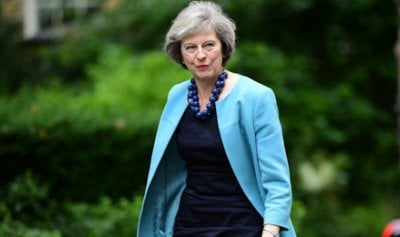 ماي تعرض في خطاب الملكة اليزابيث قانونها لخروج بريطانيا من الاتحاد الاوروبي