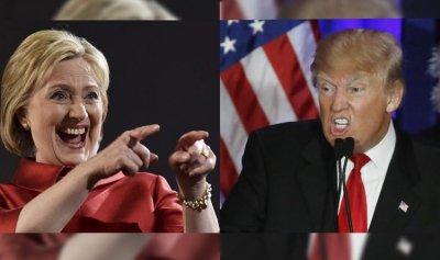 كلينتون لترامب: تراجع أيها القذر… لن تضايقني!