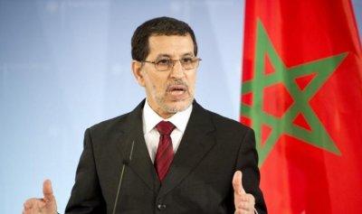 رئيس حكومة المغرب يأسف لوقوع إصابات ويوجّه نداء لسكان الحسيمة