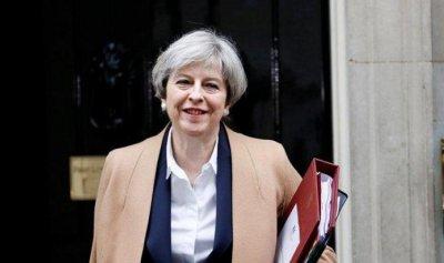 ماي تعلن تأييد بريطانيا مسودة اتفاق بريكسيت