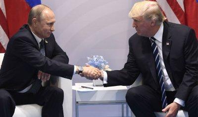 ترامب وجّه دعوة إلى بوتين لزيارة واشنطن في الخريف