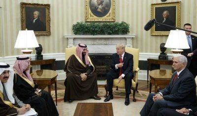 """خاص """"المسيرة"""" – واشنطن: ولي ولي العهد السعودي في البيت الأبيض… نقطة تحوّل تاريخية"""
