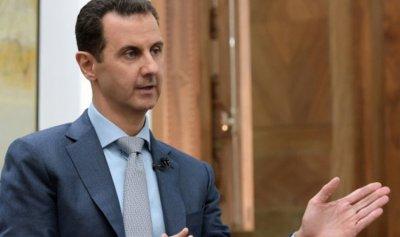 الأسد يعلّق على ثورة لبنان