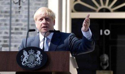 جونسون يفوز بأغلبية البرلمان البريطاني