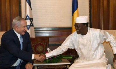 عودة العلاقات الدبلوماسية بين إسرائيل وتشاد