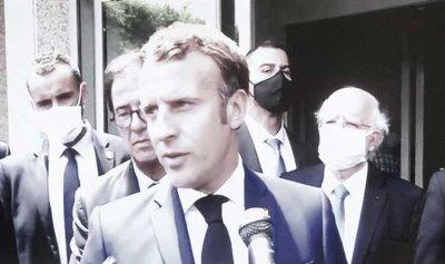 """بالفيديو: """"ليش رئيسنا ما بينزل ع الشارع"""""""