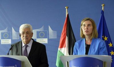 موغيريني وعباس إتفقا على التنسيق الوثيق بشأن التسوية الفلسطينية – الإسرائيلية