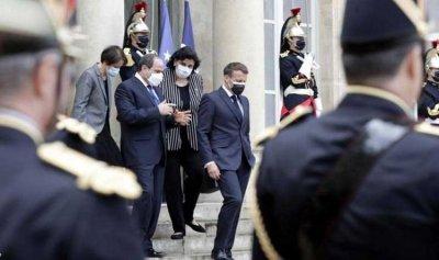 اتفاق فرنسي مصري على وقف التصعيد الفلسطيني إسرائيلي