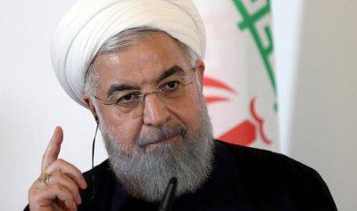 روحاني: أميركا فشلت في الشرق الأوسط