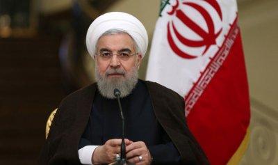روحاني: صامدون أمام الحرب الاقتصادية والنفسية