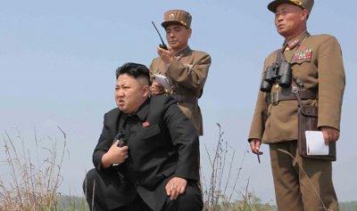 ترمب: كيم يحب تجربة الصواريخ