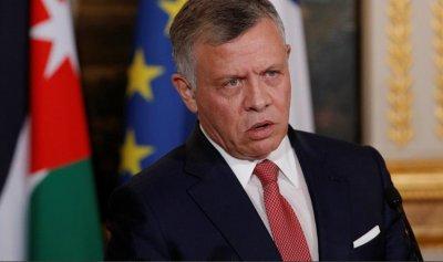 ملك الأردن بطريقه للقبول بصفقة القرن