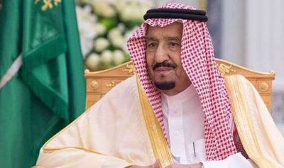 الملك سلمان: فلسطين قضيتنا وقضية العرب
