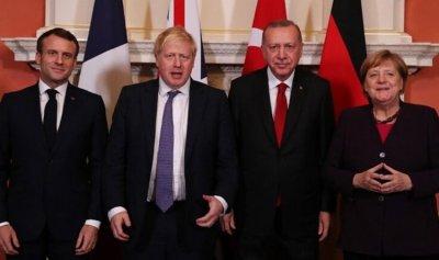 أردوغان: القمة الرباعية الثانية حول سوريا في شباط