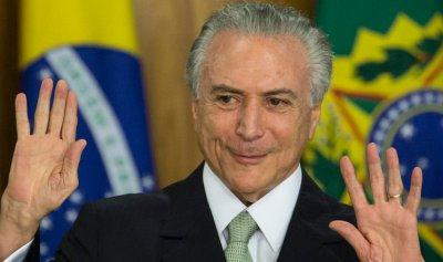 سائق يقتحم بسيارته مقر الإقامة الرئاسي في البرازيل