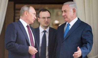 نتنياهو ألغى زيارته إلى موسكو