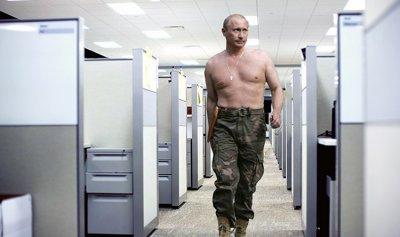 بوتين متهم بقتل عارضة أزياء!