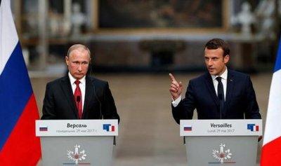 فرنسا وروسيا تسعيان لإنشاء آلية لتنسيق الجهود حول سوريا
