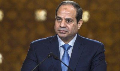 السيسي: تطور الأمور في لبنان مشكلة كبرى
