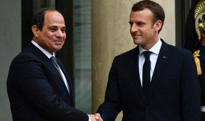 مبادرة فرنسية ـ مصرية لوقف إطلاق النار في غزة