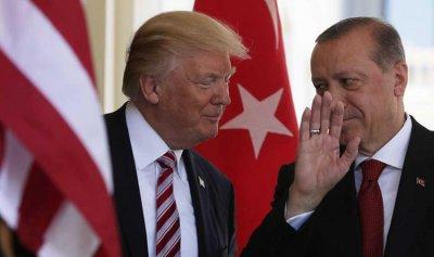 ترامب لم يعتذر من أردوغان