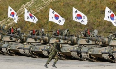 """موقف كوريا الجنوبية ثابت وواشنطن ستدفع ثمن """"ثاد"""""""