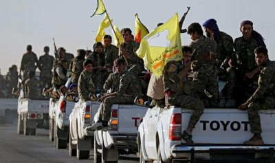أكراد سوريا يحشدون ضد تركيا