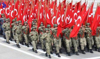 تسمّم مئات الجنود الأتراك