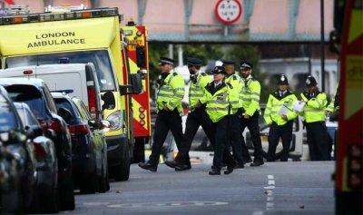 مقتل شخص وإصابة آخران في حادثة طعن في مترو بلندن