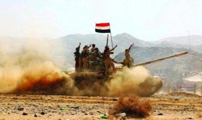 """الجيش اليمني يستعيد """"مثلث عاهم"""" في حجة"""