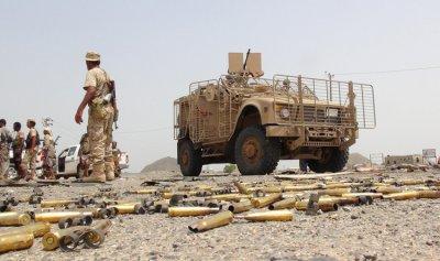 """الجيش اليمني يحرّر """"جبال النار"""" ويواصل تقدمه في حرض"""