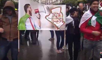 مظاهرات عارمة في الجزائر مطالبة بوتفليقة بالتنحي
