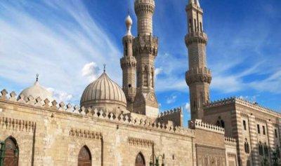 إقامة صلاة الجمعة من الجامع الأزهر بدون مصلين