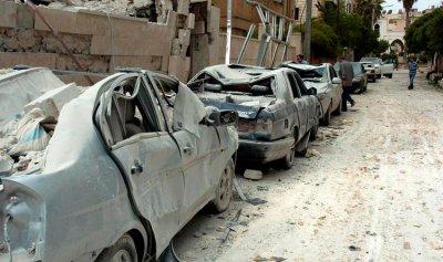 """20 قتيلاً في هجوم لـ""""داعش"""" على تجمع للنازحين بريف دير الزور"""