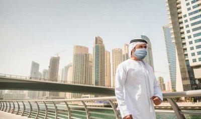 الإمارات تسمح بعدم ارتداء الكمامة في بعض الأماكن