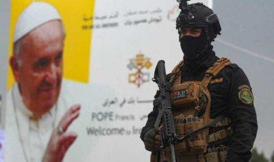 براً وجواً… خطة أمنية عراقية لاستقبال البابا