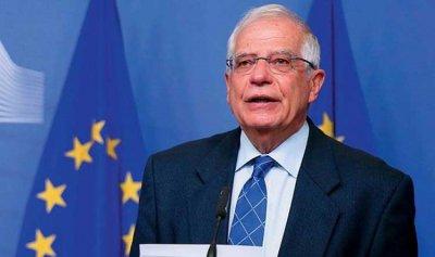 رسالة من بوريل صارمة باسم الأوروبيين ويلوّح بالعقوبات