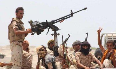 الجيش اليمني يسيطر على مواقع في ناطع بمحافظة البيضاء