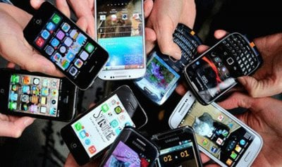 الهواتف خطر على الإنسان حتى وهي مقفلة