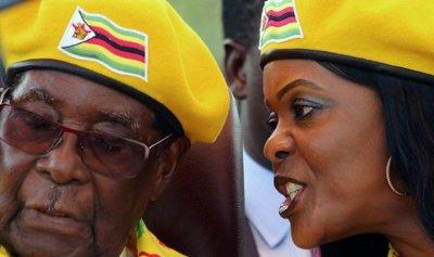موغابي وزوجته حصلا على حصانة كاملة بموجب اتفاق استقالة