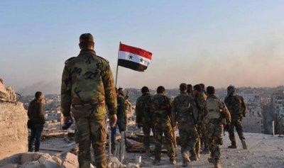 جيش النظام السوري ينتشر على الحدود التركية