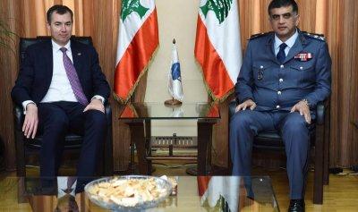 اللواء عثمان عرض ووزير العدل الأسترالي سبل التنسيق لمكافحة الإرهاب