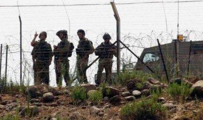 """موقع """"القوات"""": قوة إسرائيلية عسكرية خرقت الخط الأزرق"""