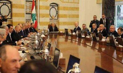 مصادر وزارية تحذّر من خطورة تعطيل عمل مجلس الوزراء