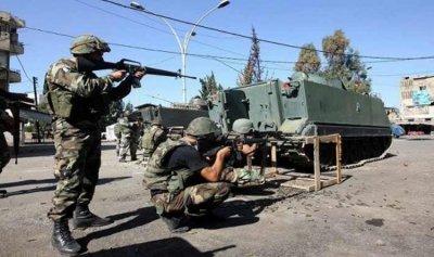 إطلاق نار على دورية للجيش في عرسال